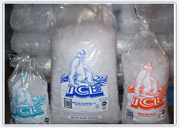 Bagged Ice For Convenience Stores Beer Distributors Bars